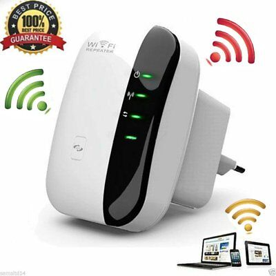 300Mbps Wireless Wifi Router AP Repeater Extender Booster Client Bridge SKY GP