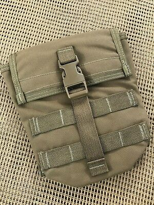 Military Surplus MOLLE II Saw Mag Pouch Grade 1 Coyote