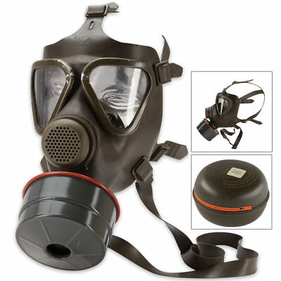 German M65 Gas Mask With Filter