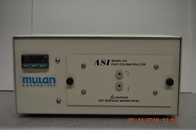ASI 310-0501B Analytical Scientific Instruments Lab Benchtop Post Column Reactor