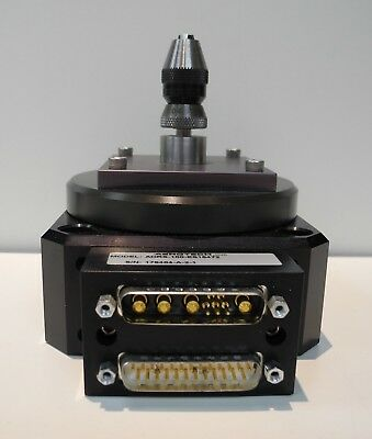 Aerotech ADRS-100-ES15472  Robotics Rotary Table With Chuck Used