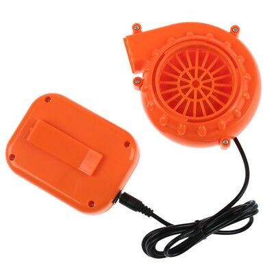 Mini Fan Blower for Mascot Head Inflatable Costume 6V Powered 4xAA Dry Batt B3M8
