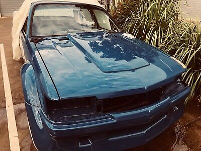 Vk Holden Commodore Group C Big Banger Blue Meanie Project