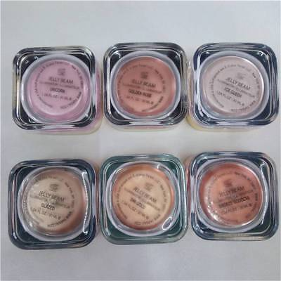 Beauty Jelly Highlighter Shimmer Cream 6 colors Liquid Eyeshadow Gift For Her