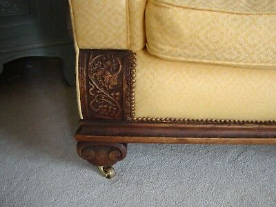 Fantastic Edwardian Sofa