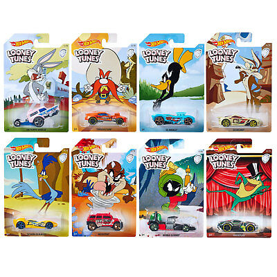 Hot Wheels Looney Tunes Vehicles *CHOOSE YOUR FAVOURITE*