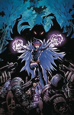 Raven Daughter Of Darkness #5 - Dc Universe - Release Date 30/05/18