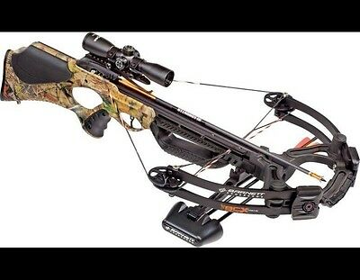 BARNETT CROSSBOWS BAR-78240 BCX - Buck Commander Extreme CRT 365