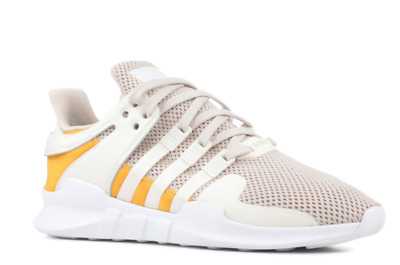 newest 006c2 e6b71 MEN'S ADIDAS EQT Support ADV Running Shoes White / Tactile Yellow Sz 10  AC7141