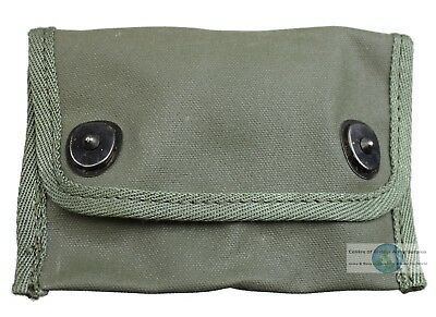 GENUINE US ARMY SMALL BELT / WEBBING POUCH for LC1