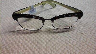 6259a02c163 Betsey Johnson Mad for Mod BJ0163 Designer Frames 53 17 140 Tortoise 02 VAU