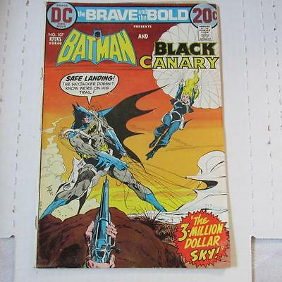 Brave and the Bold (Batman) 109 VG  SKU17150 25% Off!