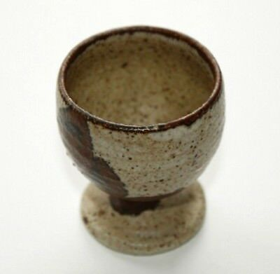 Interesting Studio Pottery Egg Cup