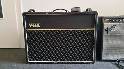 Vox AC 30 Top Boost  Amp Baujahr 1979 point-to-point Made in England