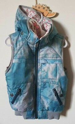 Paper Wings / Paperwings puffer vest size 4 NWT