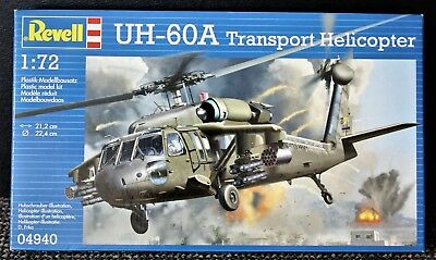 Revell UH-60A Transport Helicopter 1/72