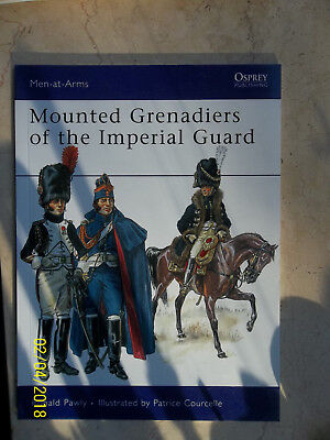 Mounted Grenadiers of the Imperial Guard, Men-At-Arms 456, Osprey Military