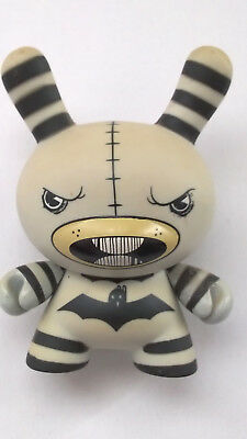 "Kidrobot DUNNY 3"" Series 3 : Greg Simkins ""Ima Monster Bat"" Class Vinyl art"