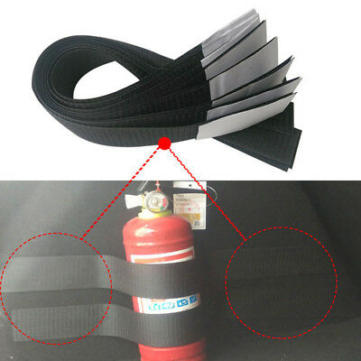 Bracket New Extinguisher Safty Cage Holder Black Mounting Auto Belt Car Fire