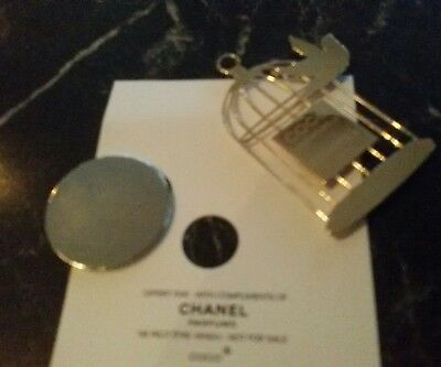 Chanel coco Mademoiselle Pin Magnet Rarität