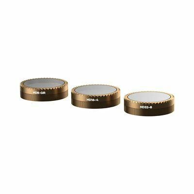 GENUINE Polar Pro Mavic AIR Cinema Series Gradient Collection Filter 3-Pack