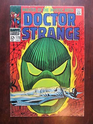 Dr Strange 173  Classic Dormammu Cover and Appearance