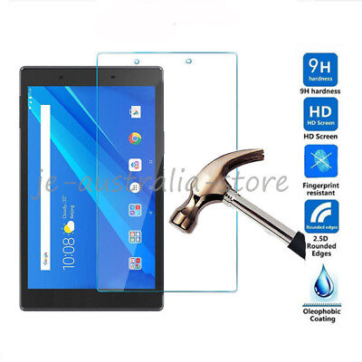 """Tempered Glass Screen Protector film Guard Cover For Lenovo Tab 4 8.0"""" Tablet"""