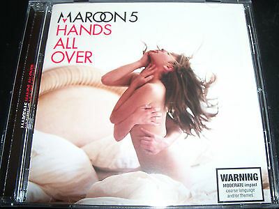 Maroon 5 Hands All Over (Australia) CD - New