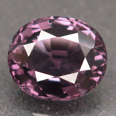 2.55ct.Delightful Gem! 100%Natural Rich Pink Purple Spinel Unheated Gem AA Nr!