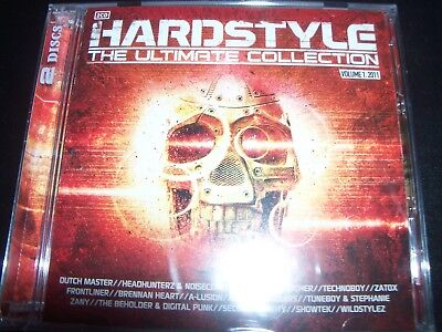 Hardstyle / Hard Style - 2 CD - The Ultimate Collection Volume 1 - New
