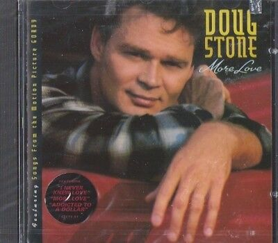 More Love by Doug Stone CD 1993 NEW STILL SEALED OOP