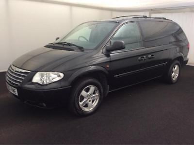 2007 Chrysler Grand Voyager 2.8 Crd Executive Xs 5 Door Auto Diesel Stow&go