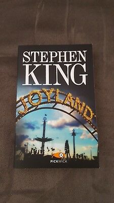 Stephen King - Joyland - Nuovo!!!