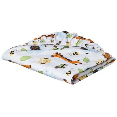 NEW Woven Fitted Crib Sheet by Circo