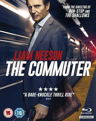 THE COMMUTER BLU-RAY (New)