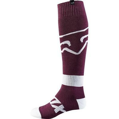 FOX FRI THIN RACE Motocross Socken 2018 lila SX Supermoto Enduro MX Cross