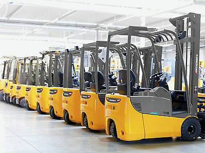 Jungheinrich Reconditioned Forklifts for sale -1 Year Warranty - Over 200 Trucks