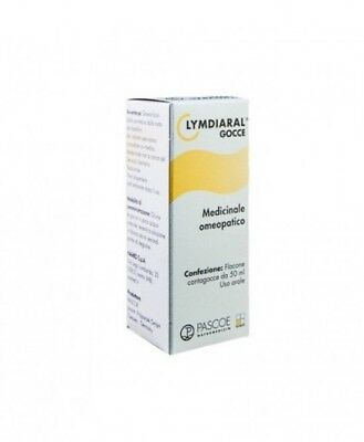 Named Lymdiaral Pascoe Prodotto Omeopatico Complesso Gocce 50ml