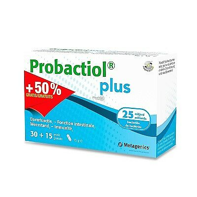 Metagenics Probactiol Plus Promopack 2018 30 + 15 Capsule