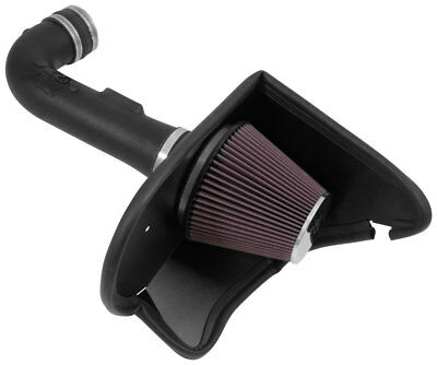 Fits Chevy Camaro 2016-2019 3.6L K&N 63 Series Aircharger Cold Air Intake