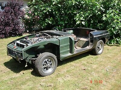 MGB roadster 1977 sound project for competent enthusiast with knowledge of MGS'