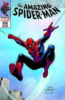 Amazing Spiderman 800 John Romita Scorpion Exclusive Variant Nm Pre-Sale 5/30