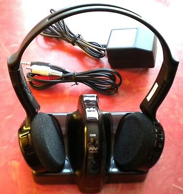 sony mdr if240r wireless stereo headphone set complete tested rh picclick com Sony MDR Headphones Sony MDR- V6