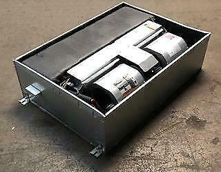 Icp Fmc4P1800A1 1-1/2 Ton Cased Apartment Horizontal Fancoil R-410A Cfm 600
