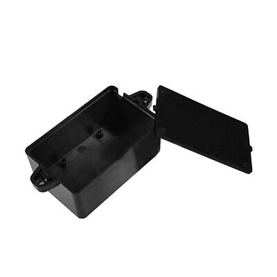 Waterproof Plastic Cover Project Electronic Instrument Case Enclosure Box UK
