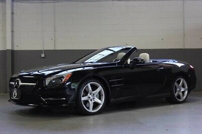 2014 Mercedes-Benz SL-Class  BEAUTIFUL 2014 MERCEDES-BENZ SL550, ONLY 26,426 MILES, WARRANTY!!