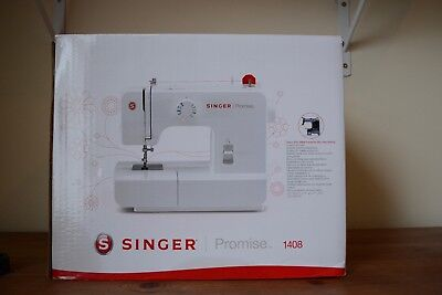 Singer Promise 1408 Sewing Machine In Box