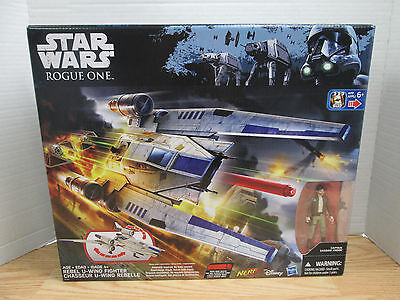 Star Wars Rogue One Nerf Rebel U-Wing Fighter