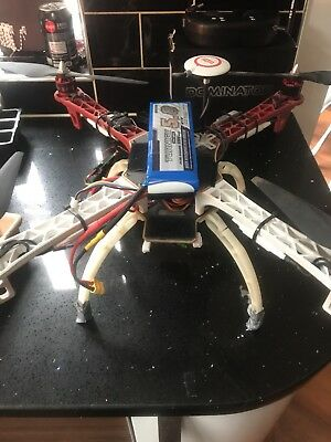 F45 drone in great condition never crashed it's on spectrum so bind and fly