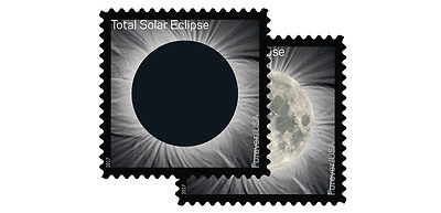 2017 49c Total Summer Eclipse of the Sun Scott 5211 Mint F/VF NH (1) Stamp Only